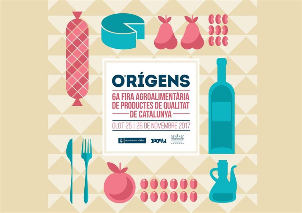 Orígens: 6a Fira Agroalimentària de Productes de Qualitat de Catalunya