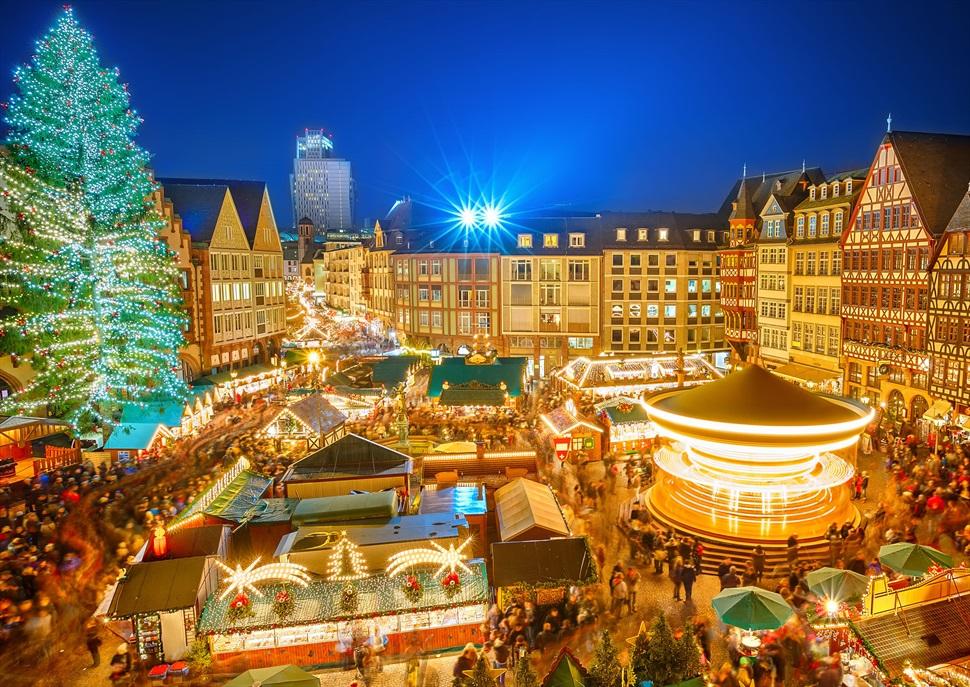 Descobrim els mercats Nadalencs a Frankfurt