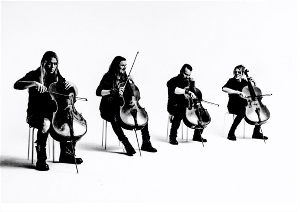 Apocalyptica - 19è Festival del Mil·lenni