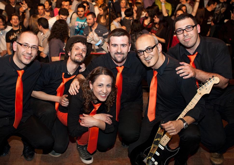 Gensound - 49è Voll-Damm Festival Internacional de Jazz de Barcelona