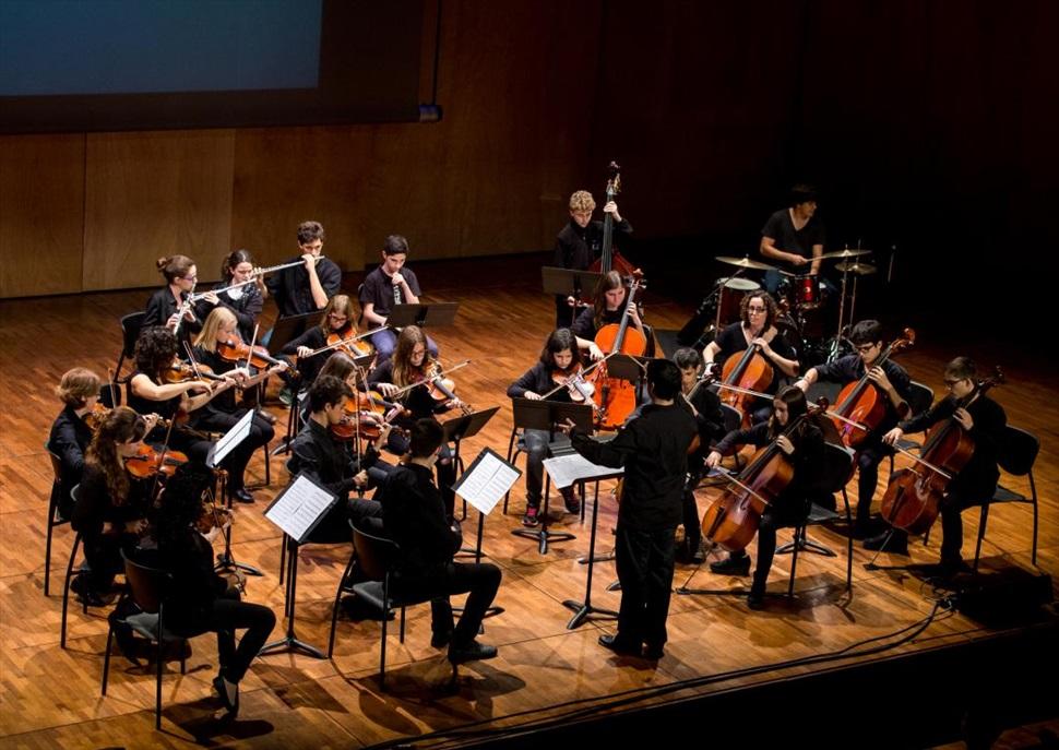 La Simfonia pastoral de Beethoven - Orquestra de Cambra del Penedès