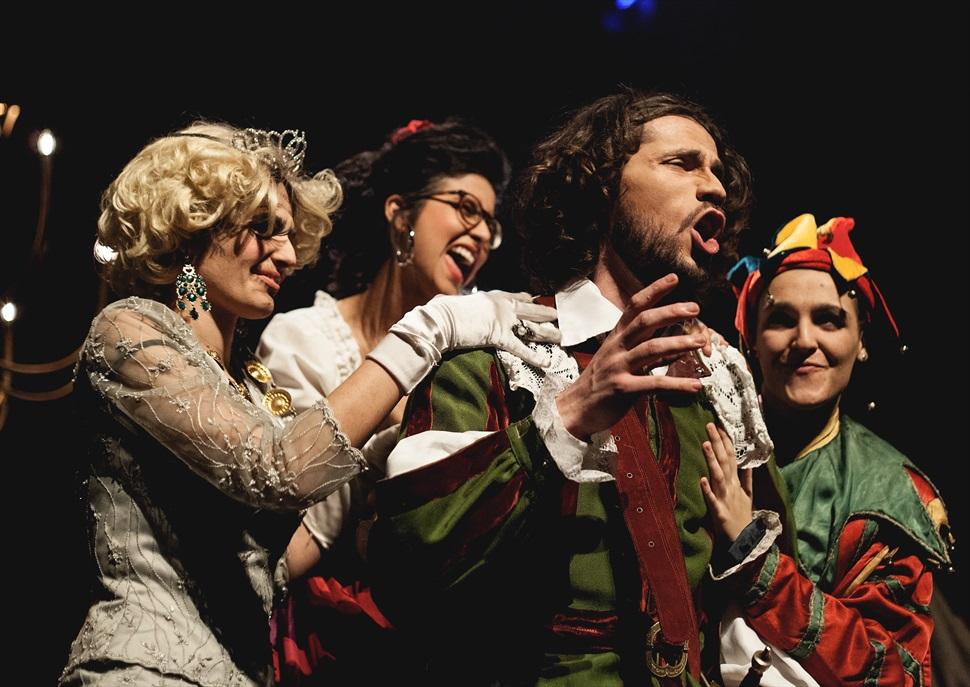 Il convito, Opera Jove