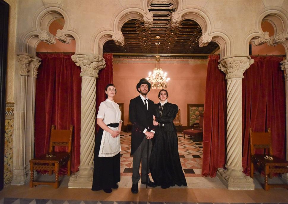 Cases Singulars: Visita teatralitzada familiar a la Casa Amatller