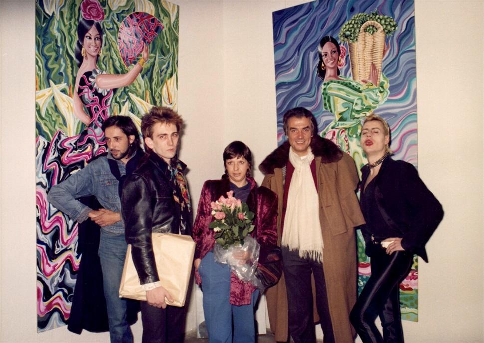 Visita guiada a l'exposició Fernando Vijande. Retrat 1971-1987