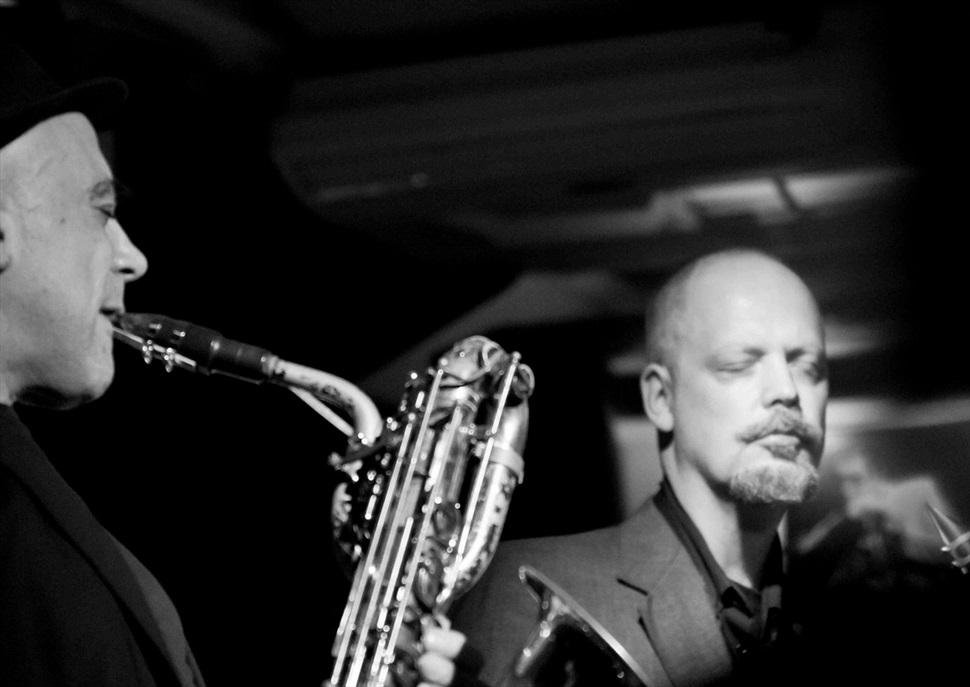 Joan Chamorro presenta Fredrik Carlquist Saxophone Conversations
