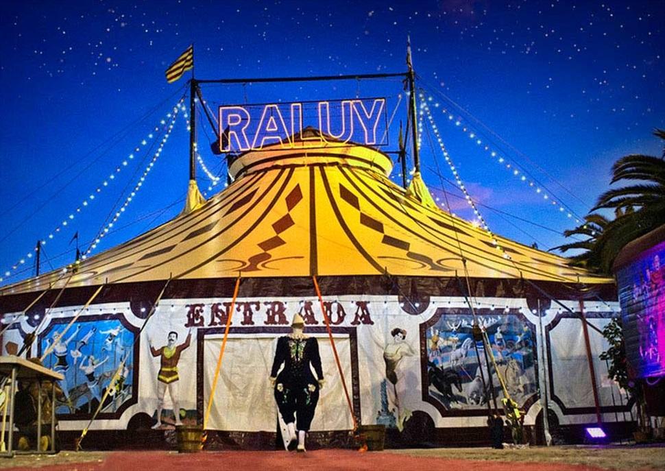 Circ Històric Raluy - Fortius