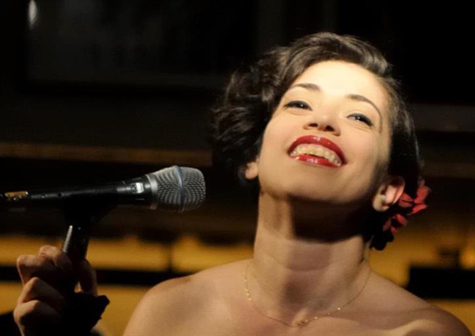 Myriam Swanson & Barcelona Big Blues Band presenta Rock-a-bell Christmas Party