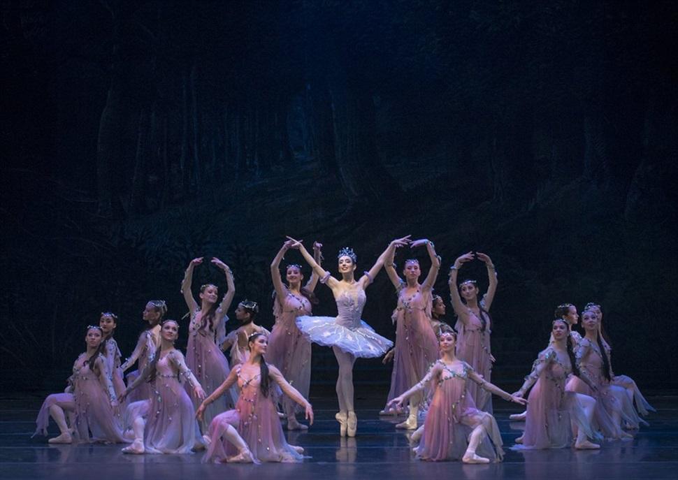 Russian Classical Ballet: La Bella Dorment