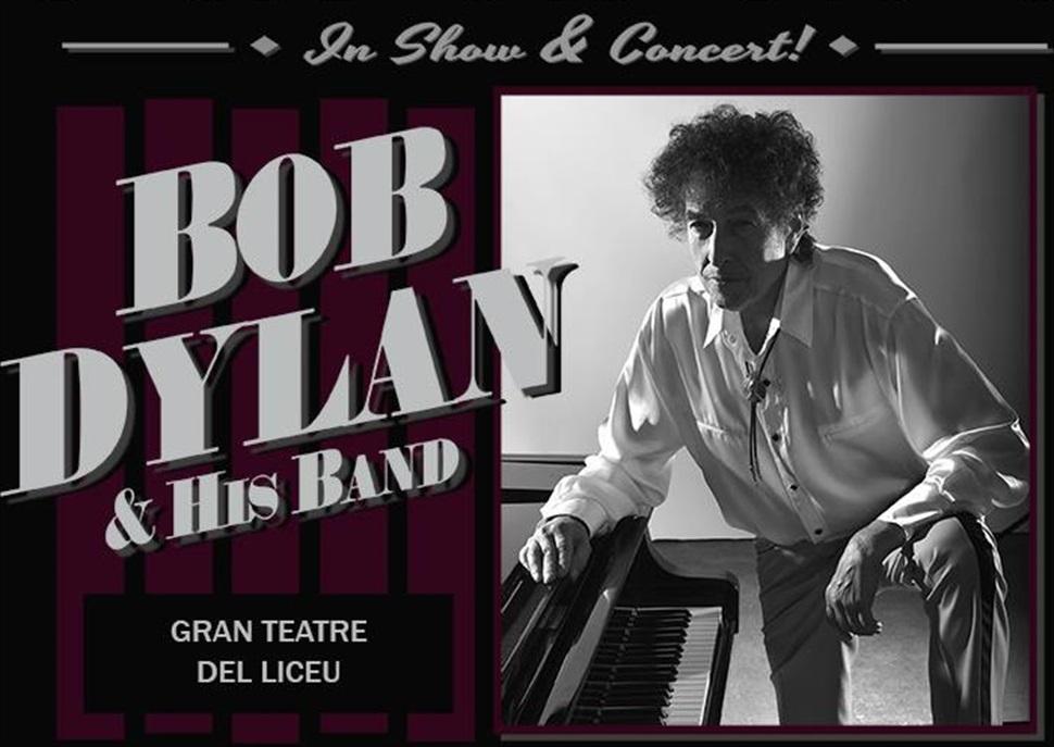 Bob Dylan - Guitar BCN 2018
