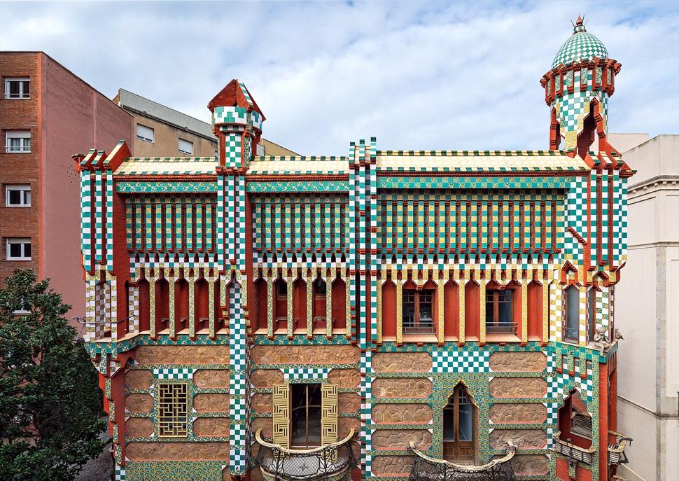 Icono: Modernisme a Gràcia i Casa Vicens. El Gaudí més exòtic