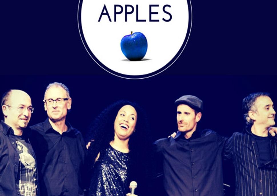 Blue Apples