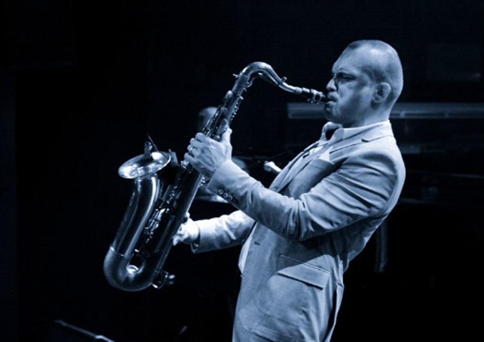 Big Dani Pérez Quintet · Festival SAX-O-RAMA