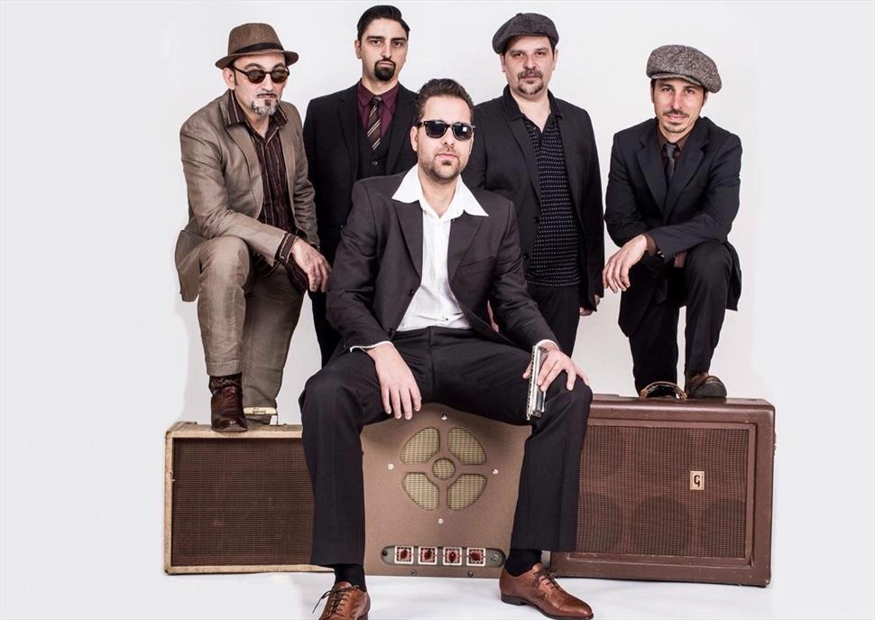 Víctor Puertas & The Mellow Tones