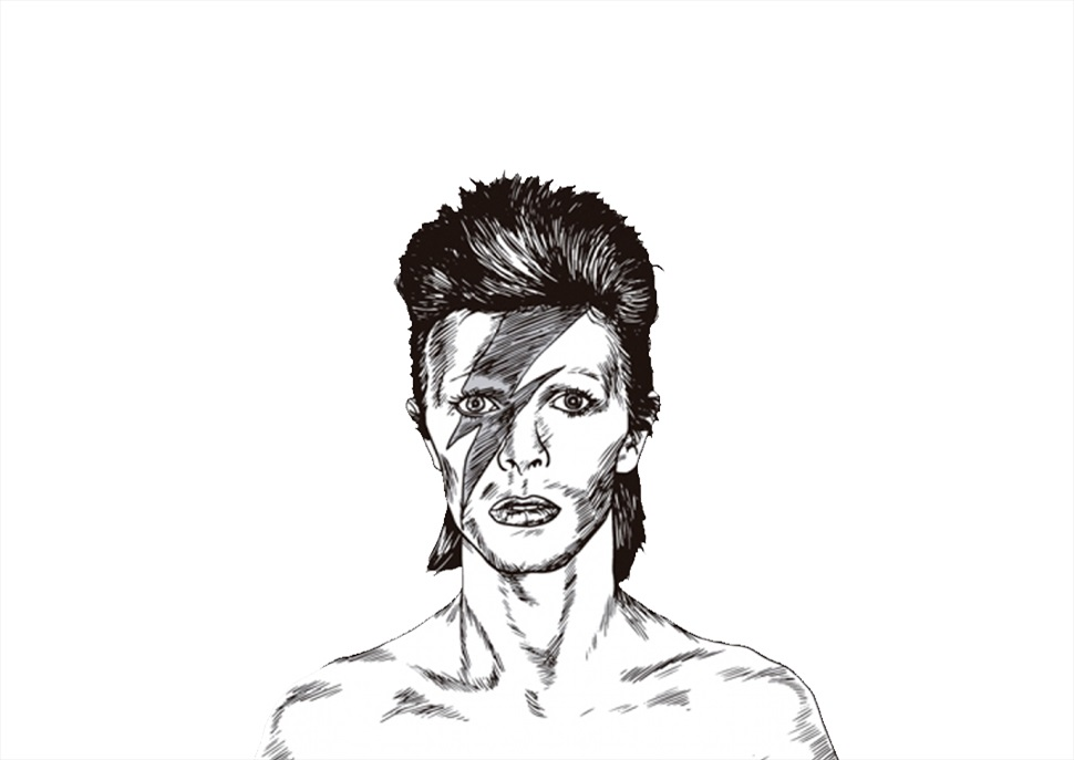 I remember Mr. Bowie