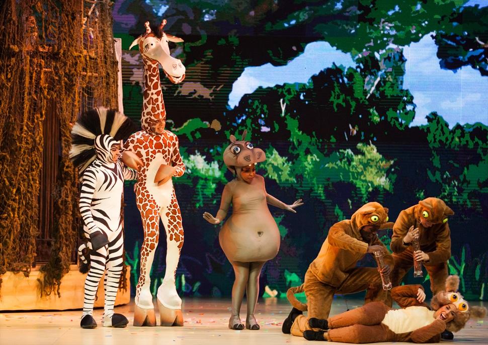 Madagascar El Musical En viu