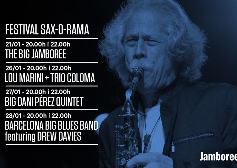 Festival SAX-O-RAMA 2018