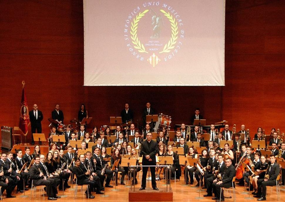 La nostra música. Banda simfònica unió musical de Lleida