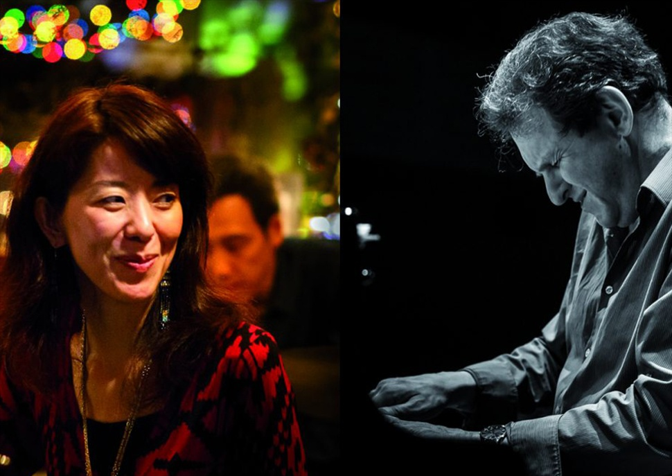 Bruce Barth & Eri Yamamoto. Piano de Jazz a quatre mans