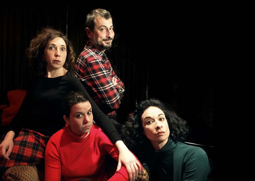 Impro Barcelona - Assassinat al club