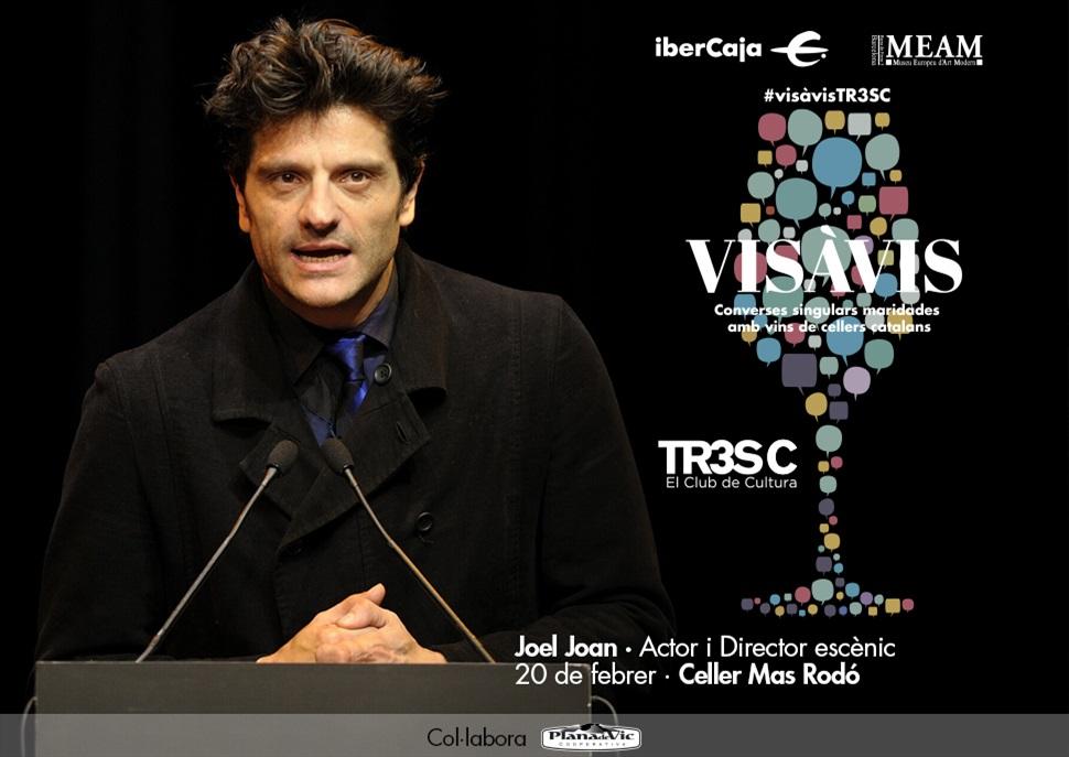 #VisàVisTR3SC amb Joel Joan i Mas Rodó