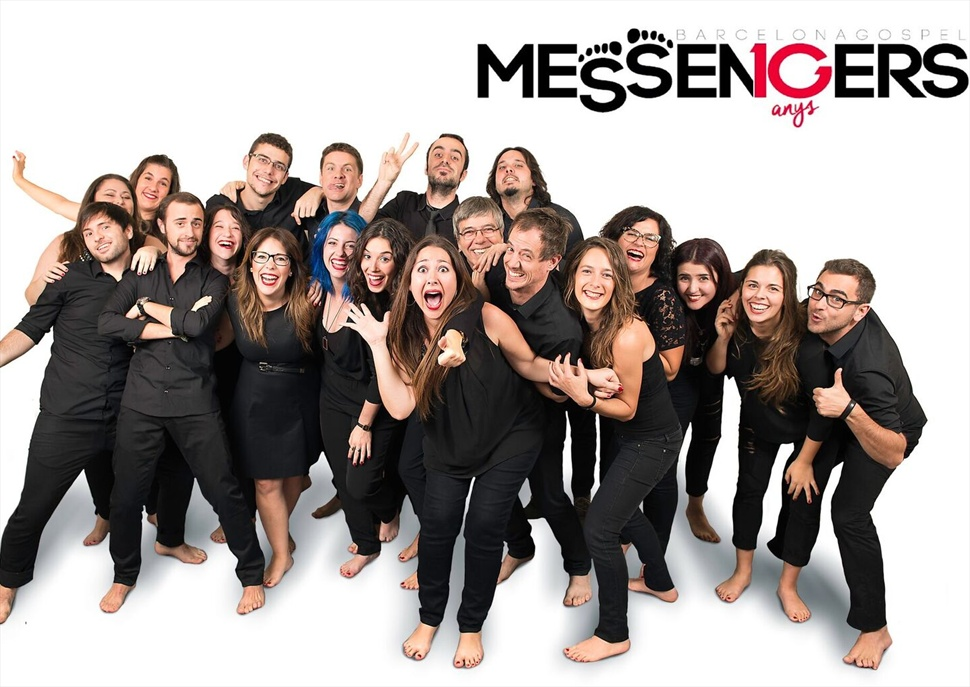 Barcelona Gospel Messengers - Festival de Pasqua de Cervera