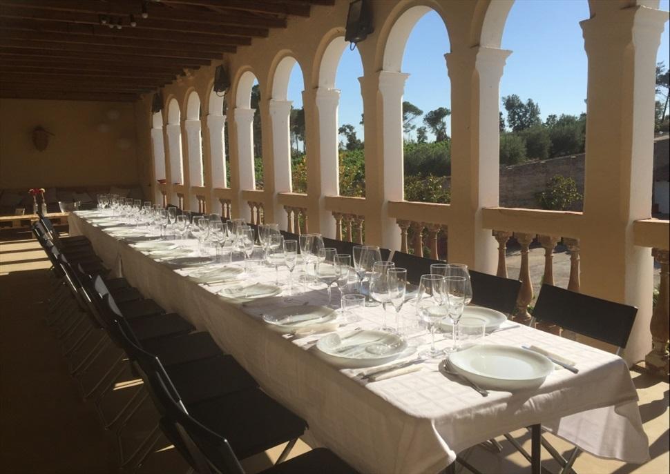 Esmorzar de pagès entre vinyes i visita guiada al celler Ca n'Estella