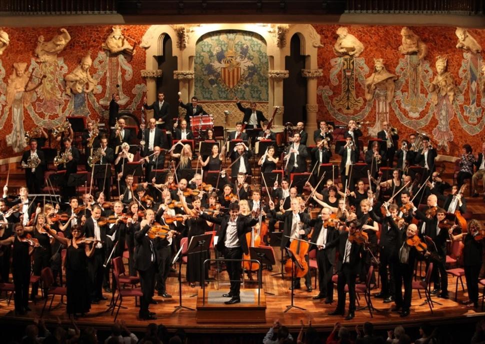 De pel·lícula amb l'Orquestra Simfònica del Vallès