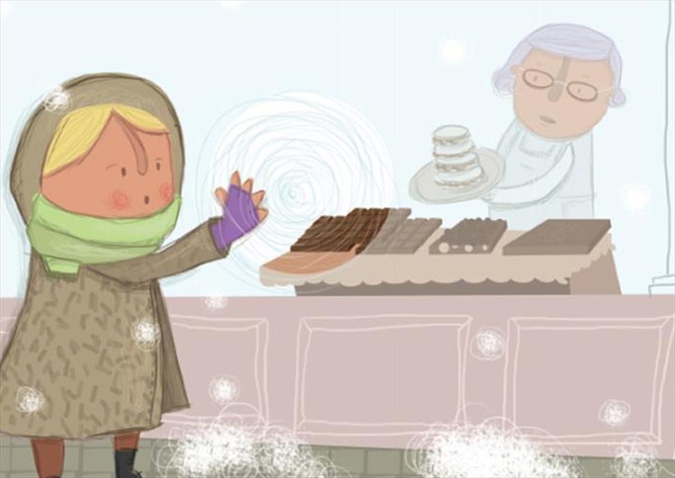 Contacontes 'La princesa de xocolata' + xocolatada