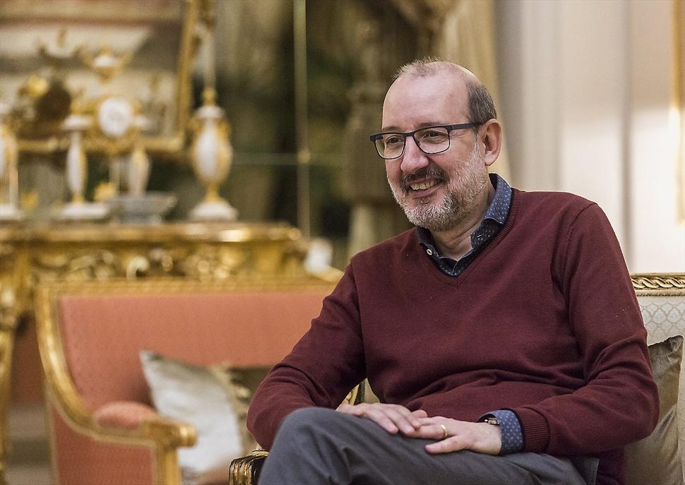 Sopar literari amb Antoni Bassas