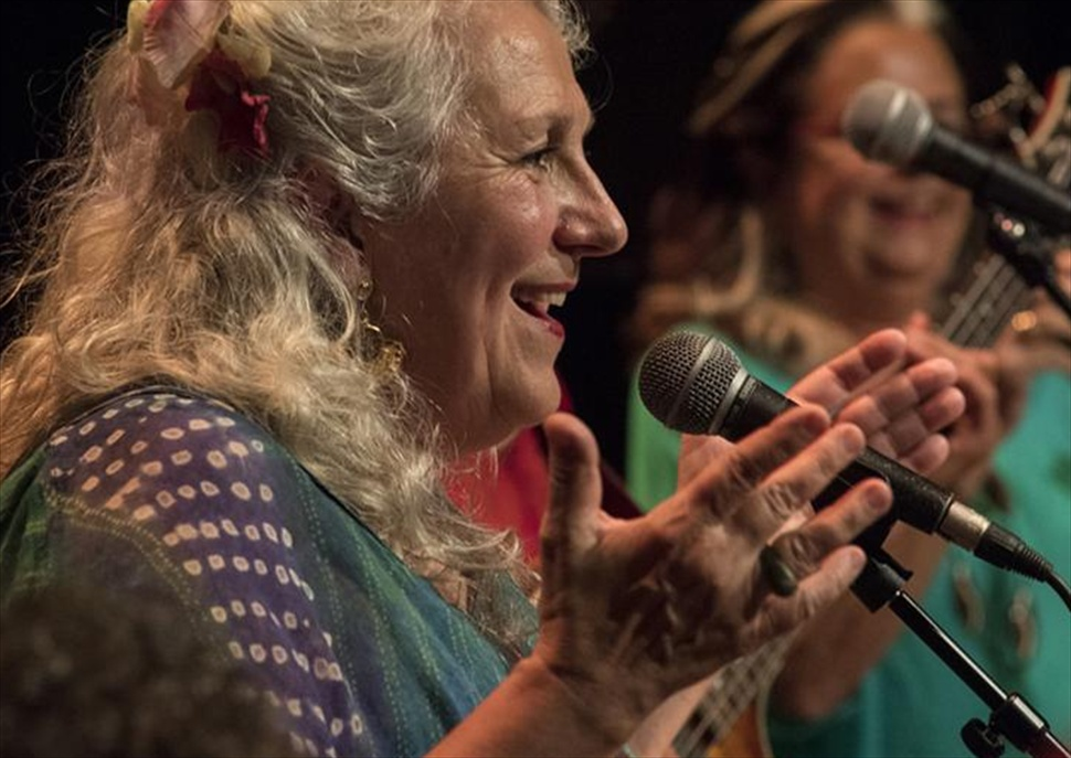 Rosa Zaragoza - Festival Barnasants 2018