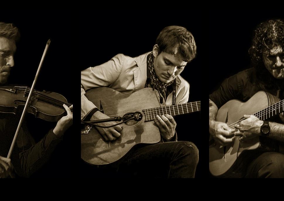 Albert Bello Trio convida a Gwen Cahue i Henrik André