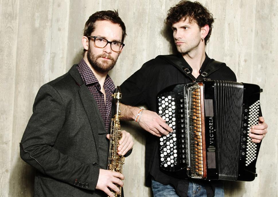37 Festival Jazz Terrassa: Emile Parisien & Vincent Peiranie