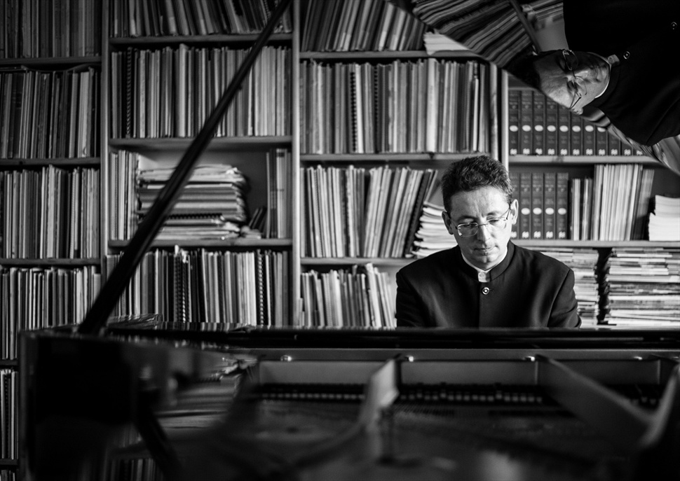 Frederic Mompou, 125 anys del seu naixement - Festival de Pasqua de Cervera