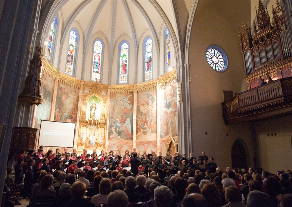 Concert a l'orgue Tepatti amb Guido Iotti - Festival de Pasqua de Cervera