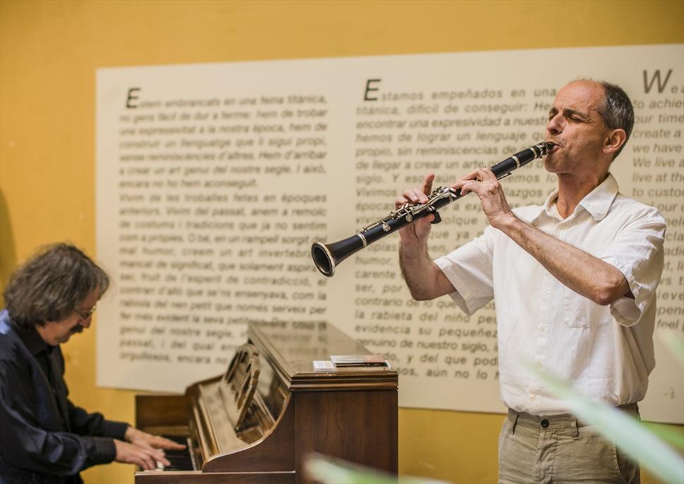 Concert de proximitat amb Oriol Romaní - Festival de Pasqua de Cervera