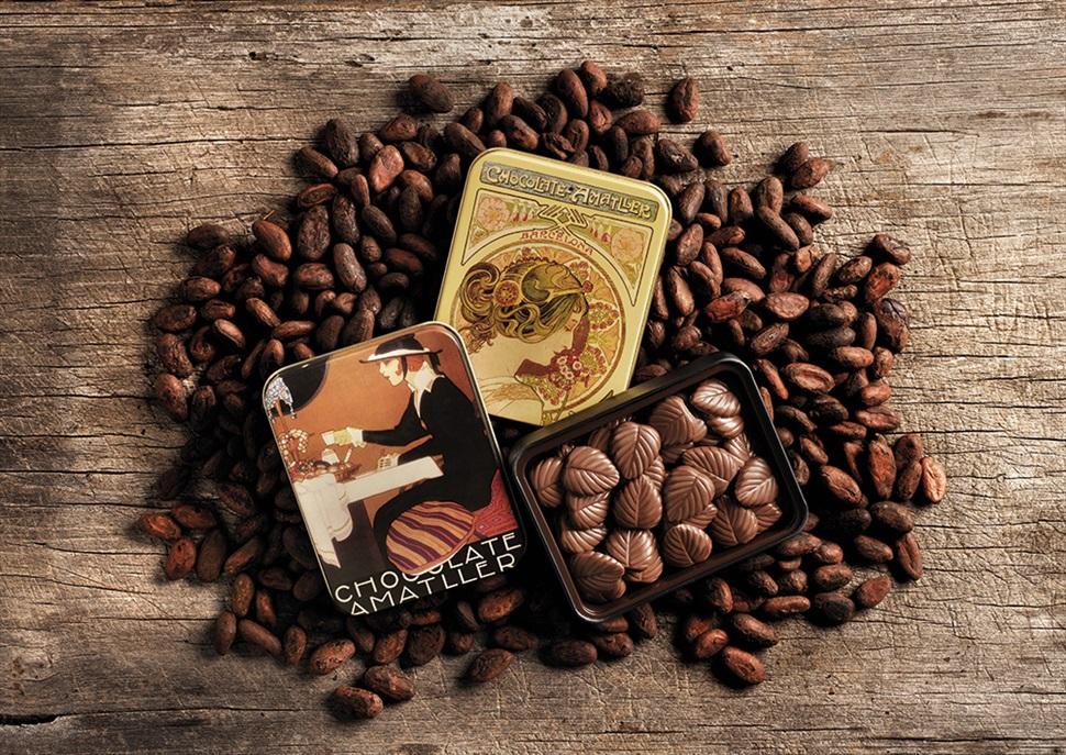 Vi i xocolata al Mercat de Santa Caterina