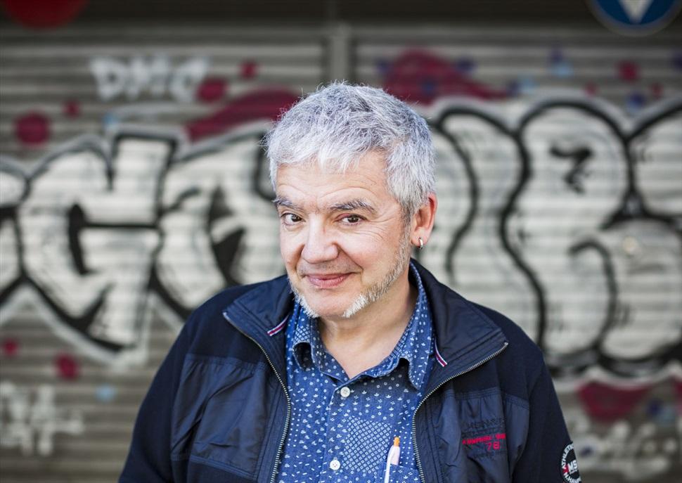Sopar literari amb Màrius Serra