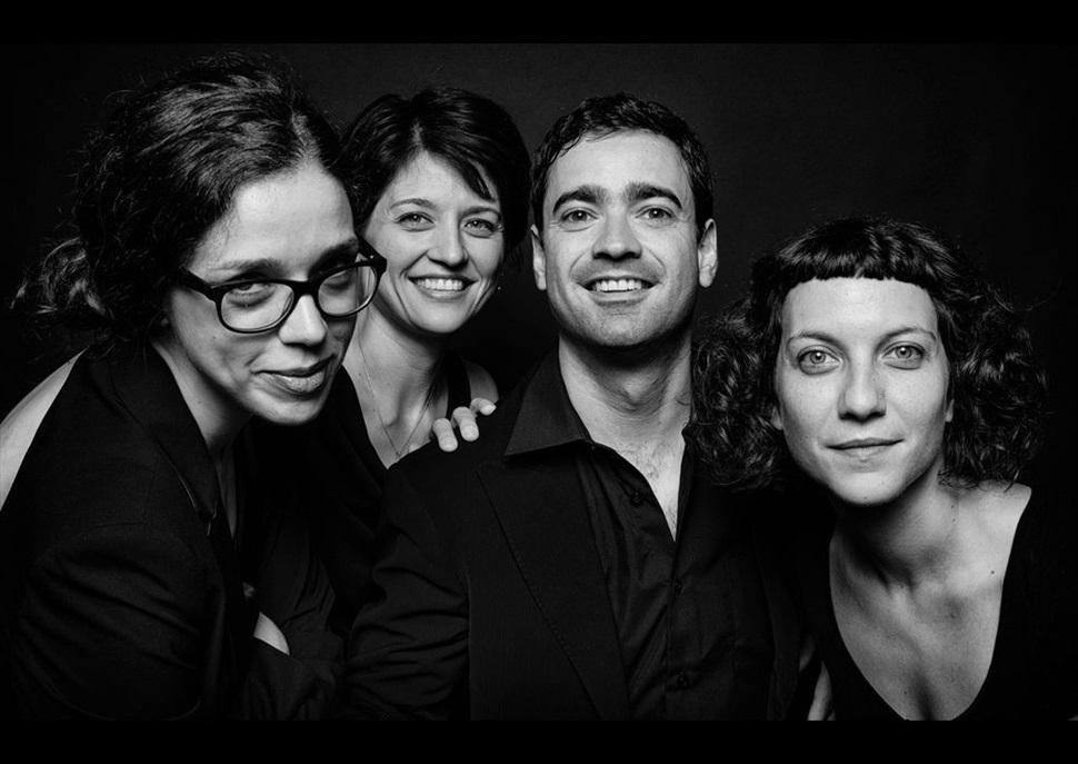 Dalia Quartet · Ibercamera Girona