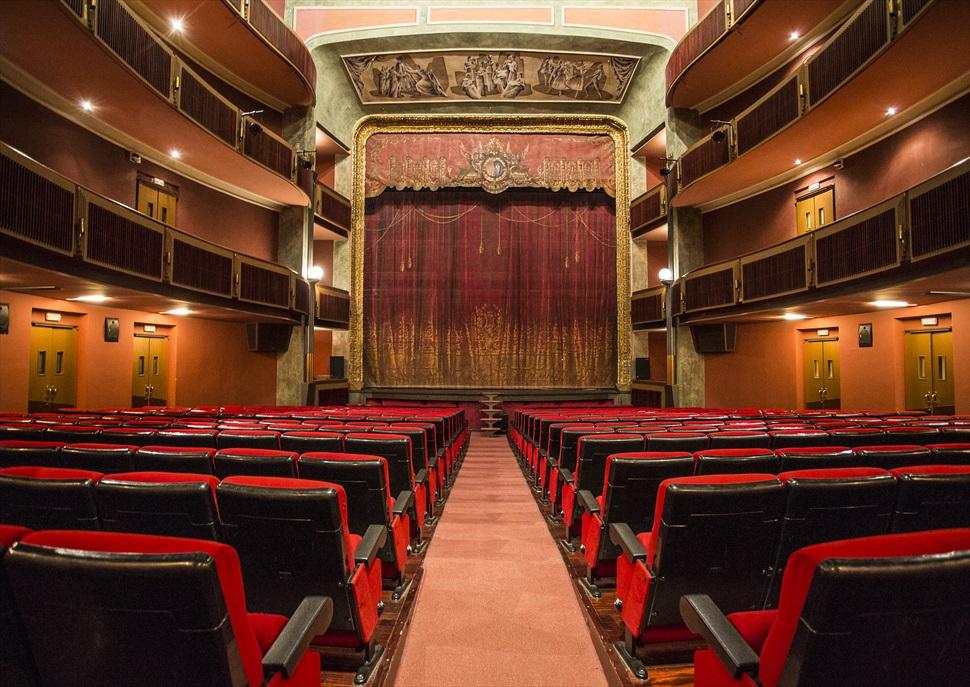 Teatre Principal d'Olot: Programació 2018