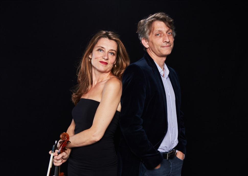 Música romàntica per a violí i piano | Concerts Clàssics