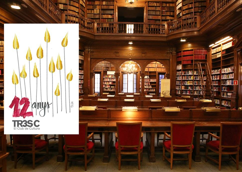 12è aniversari TR3SC: Visita exclusiva al Palauet Casades