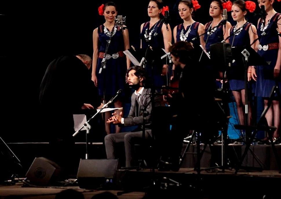 Arcángel i Las Nuevas Voces Búlgaras