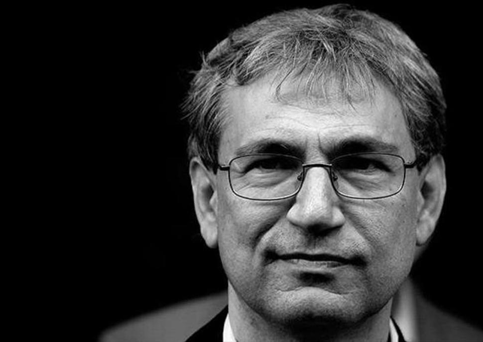 Conversa amb Orhan Pamuk