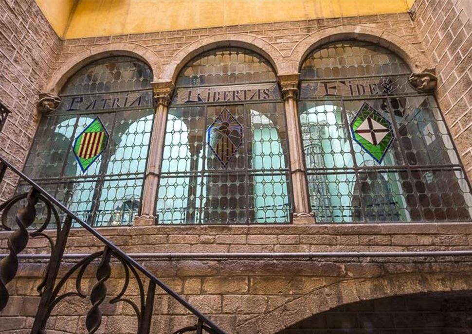 Visites guiades al Centre Excursionista de Catalunya / Temple d'August