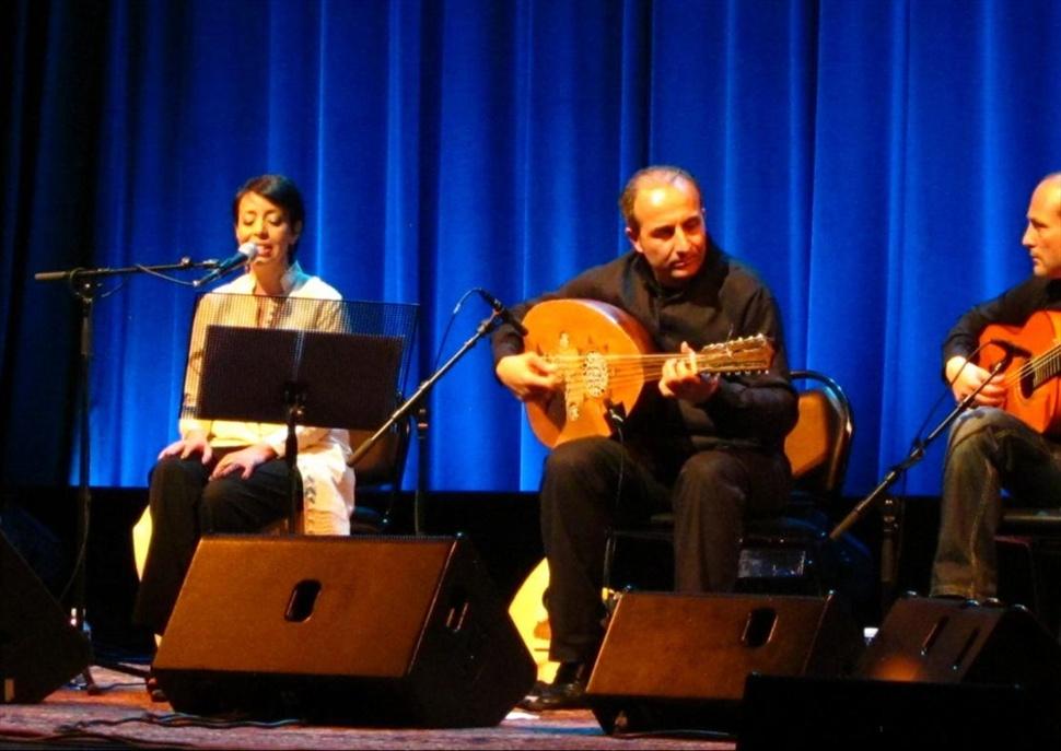 Gani Mirzo trio (Essència Kurda)