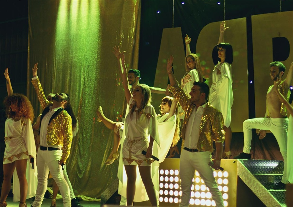 ABBA, the golden experience