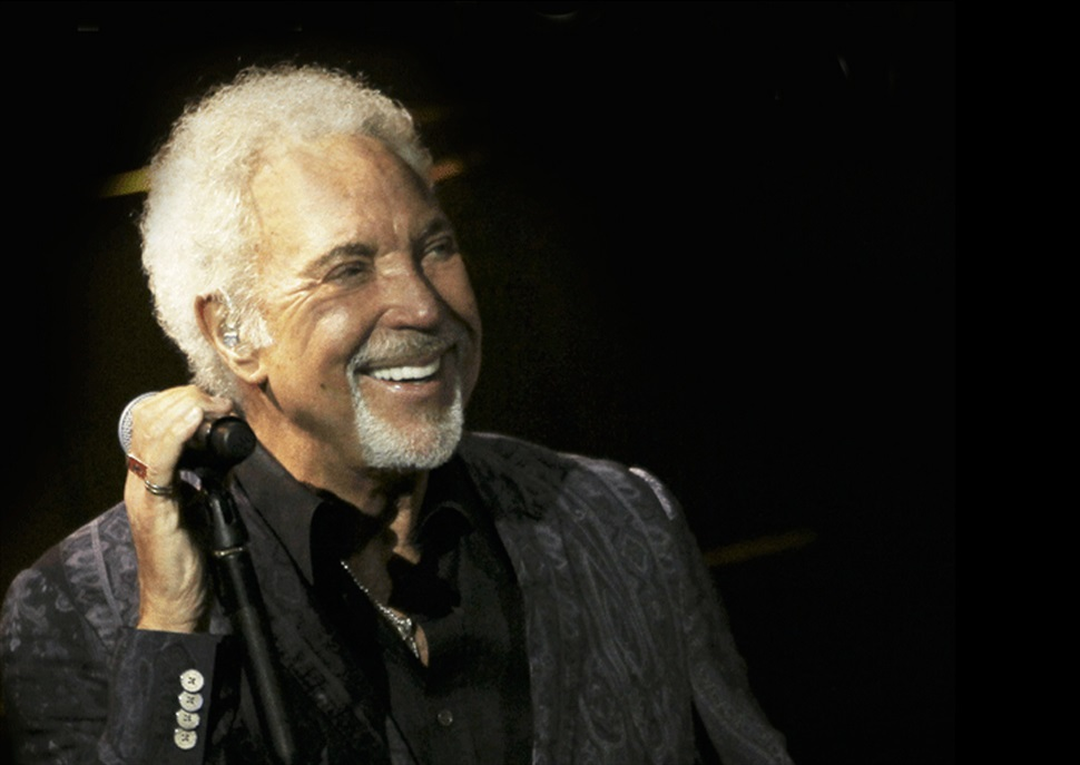 Tom Jones · FESTIVAL JARDINS PEDRALBES 2018