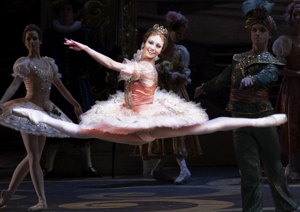 Gala Internacional de la Dansa: Nina Kaptsova & Aleksandre Volchkov (Teatre Bolshoi)