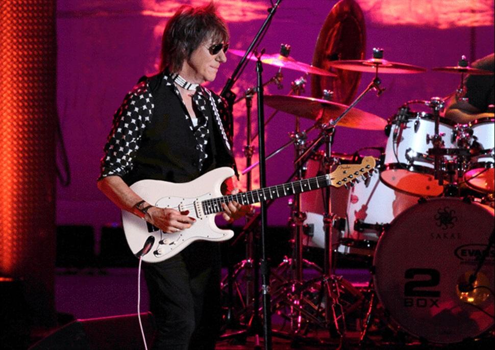 Jeff Beck · FESTIVAL JARDINS DE PEDRALBES 2018