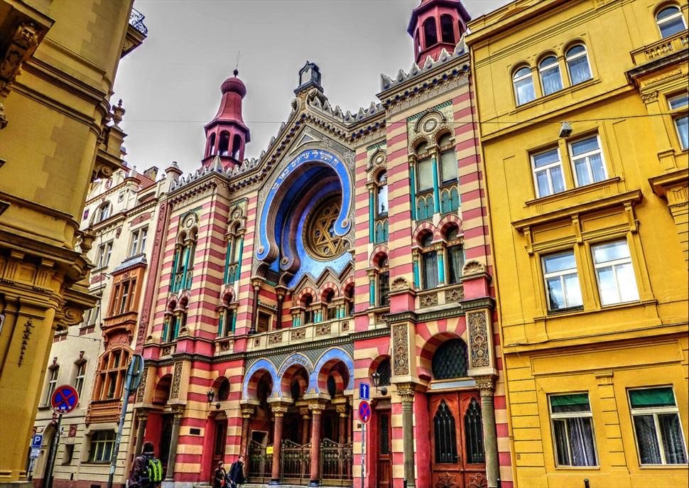 Viatja amb Cases Singulars a Praga. El Modernisme i Art Deco